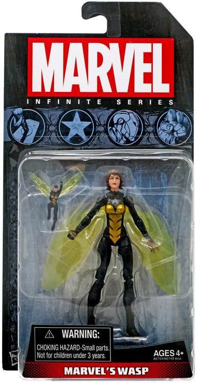 Hasbro Marvel Avengers Infinite Series 1 Wasp Action Figure