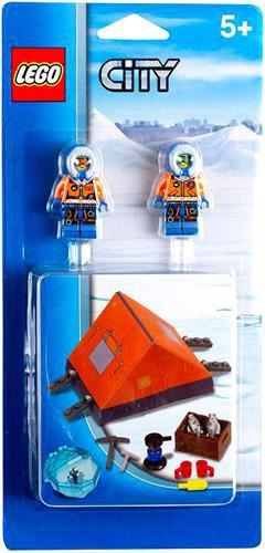 Lego City Polar Accessory Set Set #850932