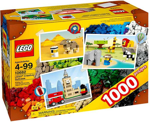 Lego Young Builders Creative Suitcase Set #10682