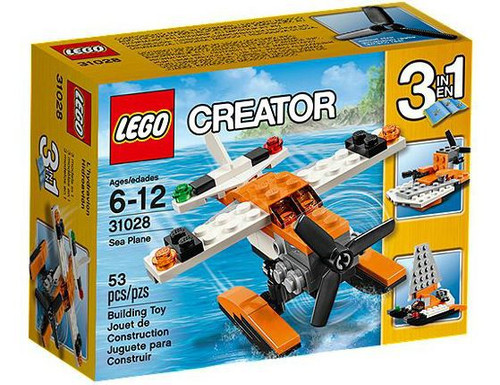 Lego Creator Sea Plane Set #31028