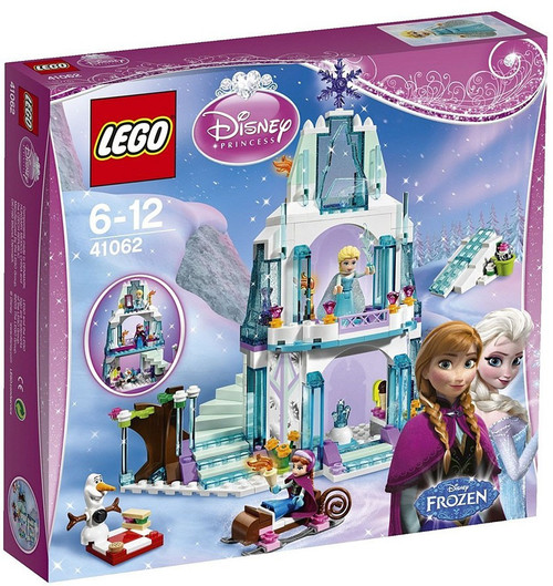 Lego Disney Princess Disney Frozen Elsa's Sparkling Ice C...