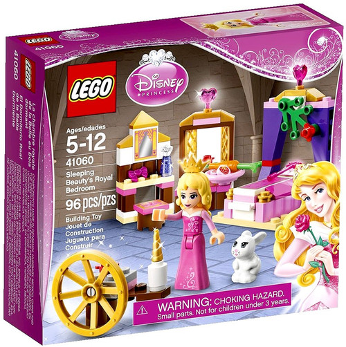 Lego Disney Princess Sleeping Beauty's Royal Bedroom Set ...