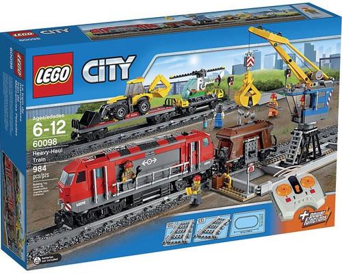 Lego City Heavy-Haul Train Set #60098