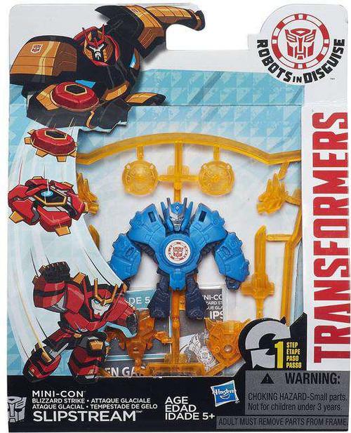 Transformers Robots in Disguise Mini-Con Blizzard Strike ...