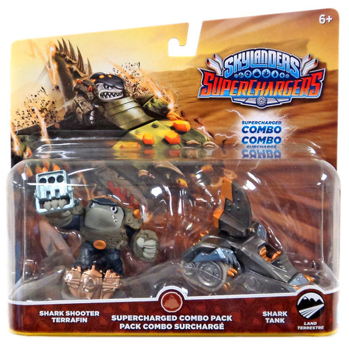 Activision Skylanders SuperChargers Shark Shooter Terrafi...
