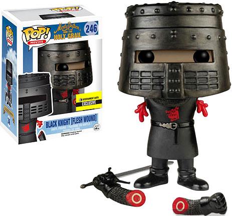 Funko Monty Python The Holy Grail Funko Pop Movies Black