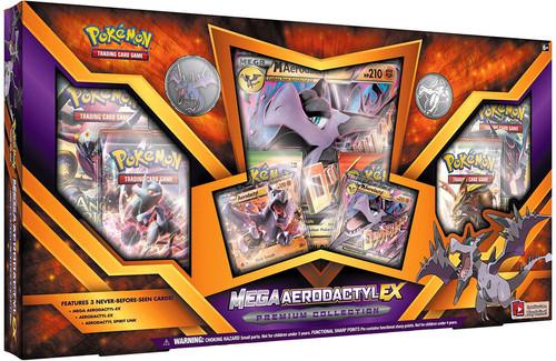 Pokemon Mega Aerodactyl-EX Premium Collection