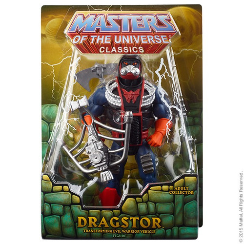 Mattel Masters of the Universe Classics Club Eternia Drag...