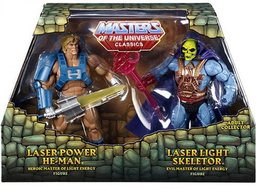 Mattel Masters of the Universe Classics Laser Power He-Ma...