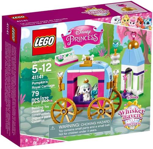 Lego Disney Princess Palace Pets Pumpkin's Royal Carriage...