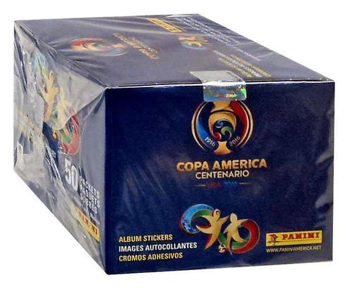 PANINI MLS Soccer Copa America Centenaio Sticker Box [50 ...