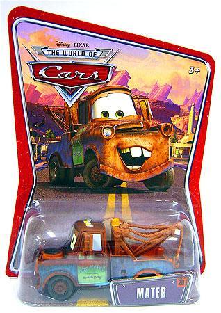 Mattel Disney Cars The World of Cars Series 1 Mater Dieca...