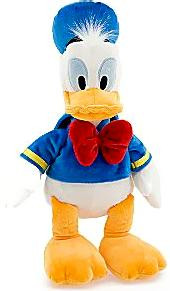 Disney Mickey Mouse Donald Duck Exclusive 8-Inch Plush