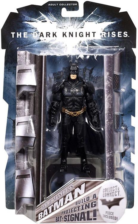 Mattel The Dark Knight Rises Projecting Bat Signal Series...
