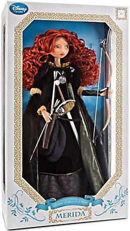 Disney Pixar Brave Merida Exclusive 18-Inch Doll