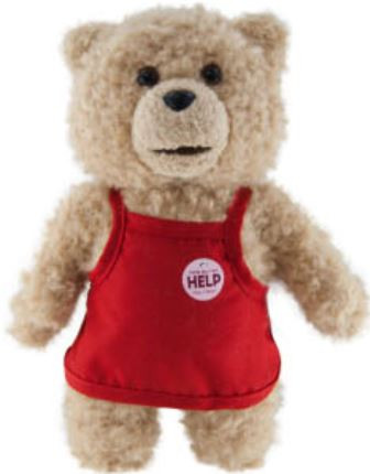 Ted Movie Ted 8-Inch Plush [Apron]