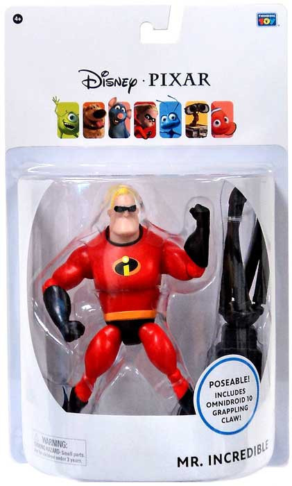 The Incredibles Toys : Disney pixar the incredibles mr incredible action