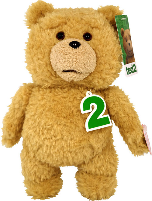 Toys For Ted : Ted talking plush explicit commonwealth toys toywiz