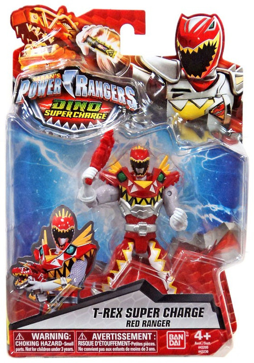 Bandai Power Rangers Dino Super Charge T-Rex Super Charge...
