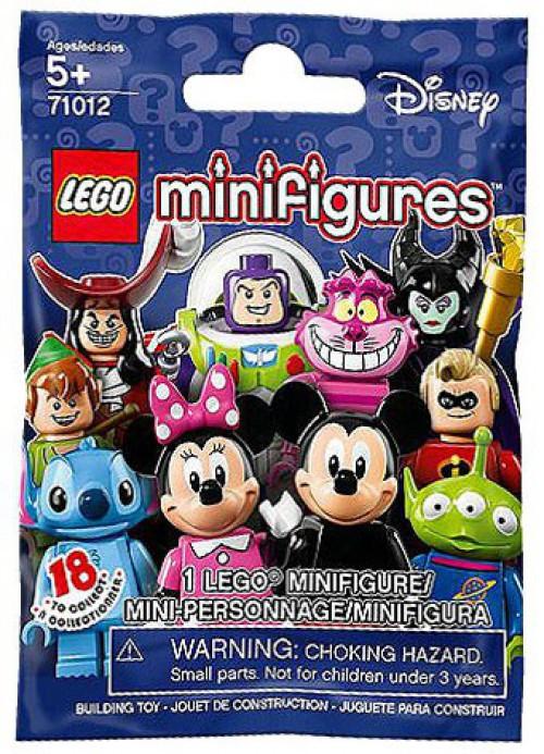 Lego Minifigures Disney Series Mystery Pack