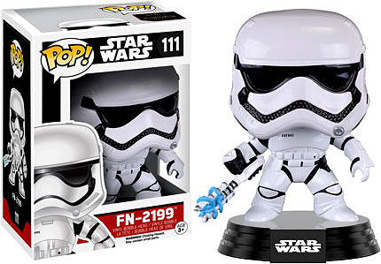 FUNKO INC. The Force Awakens Funko POP Star Wars FN-2199 ...