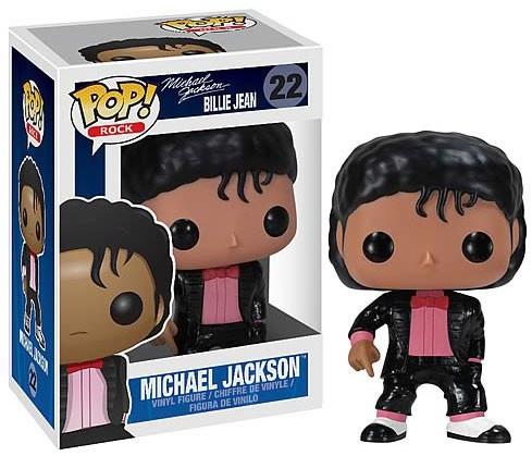 Funko Michael Jackson Funko Pop Rocks Michael Jackson