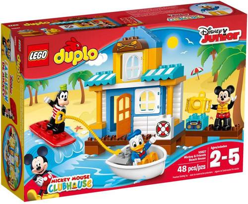 Lego Disney Duplo Mickey Mouse Club Mickey & Friends Beac...