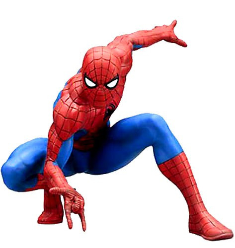 Kotobukiya Marvel ArtFX+ Spider-Man 1/10 Statue