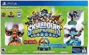Activision Skylanders PS4 Swap Force Starter Pack