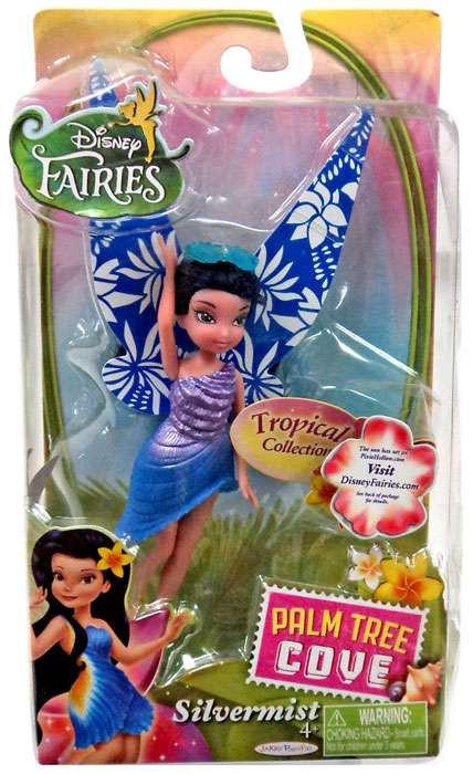 JAKKS Disney Fairies Palm Tree Cove Tropical Collection S...