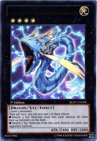 Yugioh Zexal Return Of The Duelist Single Card Ultra Rare