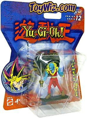 Mattel YuGiOh Series 12 The Earl of Demise 2-Inch PVC Figure