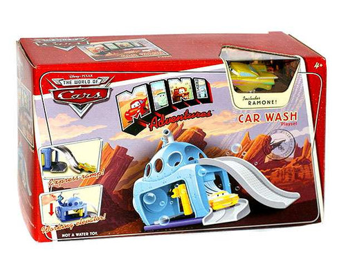 Mattel Disney Cars The World of Cars Mini Adventures Subm...