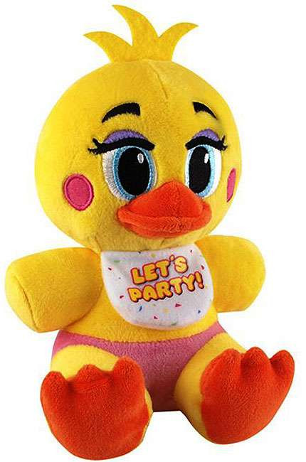 FUNKO INC. Five Nights at Freddy's Series 2 Toy Chica 6-I...