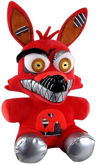 Funko Five Nights At Freddys Series 2 Nightmare Foxy 6