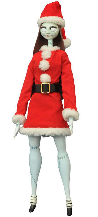 Diamond Toys The Nightmare Before Christmas Santa Sally 1...