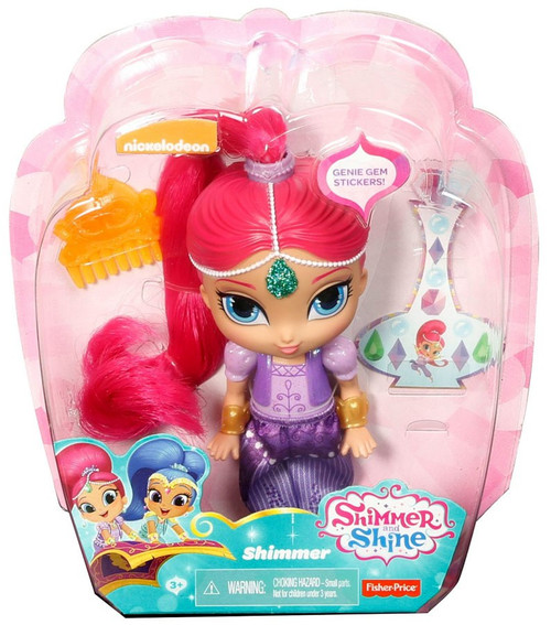 Fisher Price Shimmer & Shine Shimmer 6-Inch Basic Doll