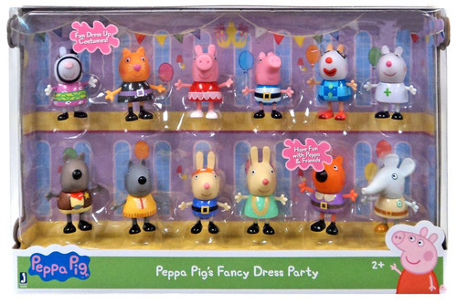 Peppa Pig Peppa Pig Fancy Dress Party Exclusive Figure 12