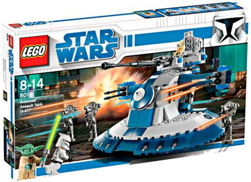 Lego Star Wars The Clone Wars Armored Assault Tank [AAT] ...