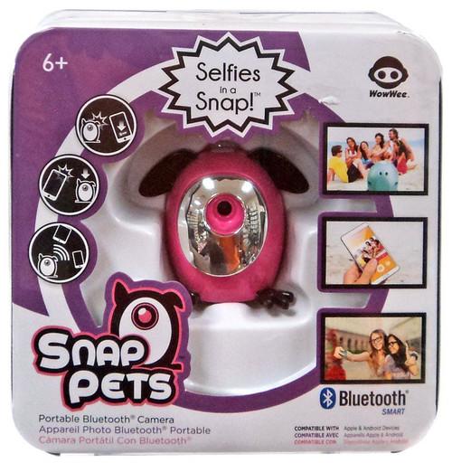 Wow Wee Snap Pets Rabbit Pink Camera