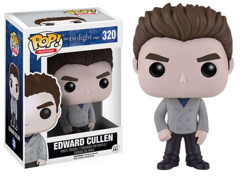 FUNKO INC. Twilight Funko POP Movies Edward Cullen Vinyl ...