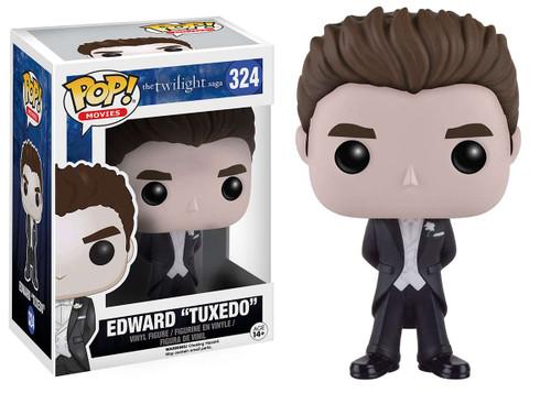 "FUNKO INC. Twilight Funko POP Movies Edward ""Tuxedo"" Viny..."