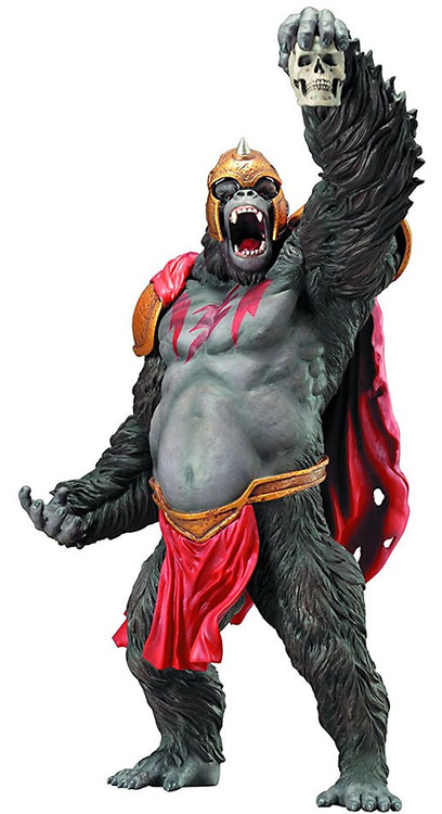 Kotobukiya DC The New 52 ArtFX+ Gorilla Grodd 1/10 Statue