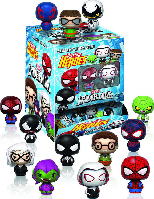FUNKO INC. Marvel Pint Size Heroes Spider-Man Mystery Box...