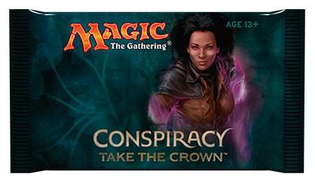 Wizards Of The Coast MtG Conspiracy 2: Take the Crown Boo...