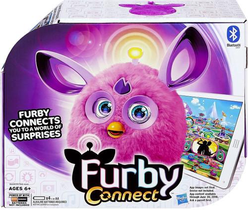 Hasbro Furby Connect Purple Figure