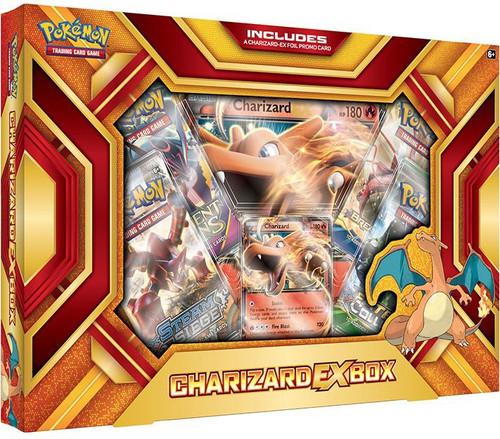 Pokemon Fall 2016 Fire Blast Charizard EX Box