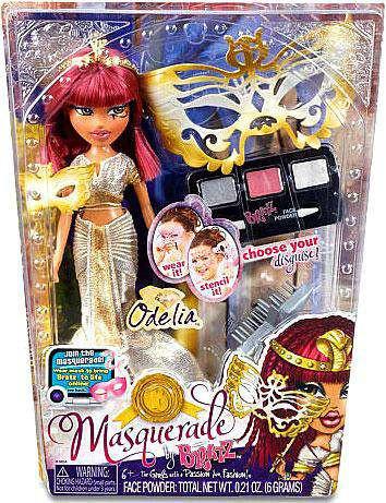 Bratz Masquerade Odelia 10-Inch Doll [Egyptian Mummy]