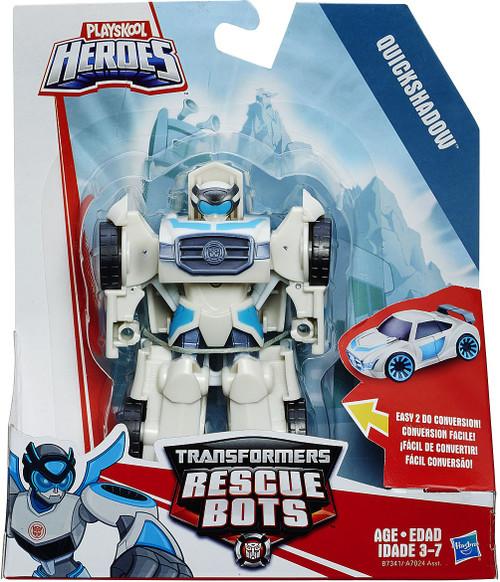 Transformers Rescue Bots Playskool Heroes Quickshadow Act...