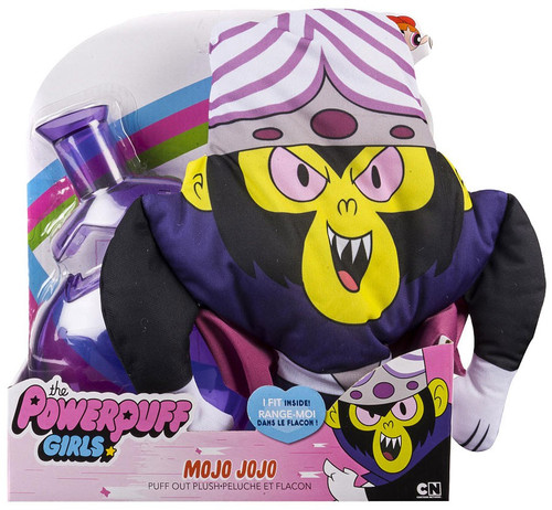 Spin Master The Powerpuff Girls Mojo Jojo Puff Out Exclus...